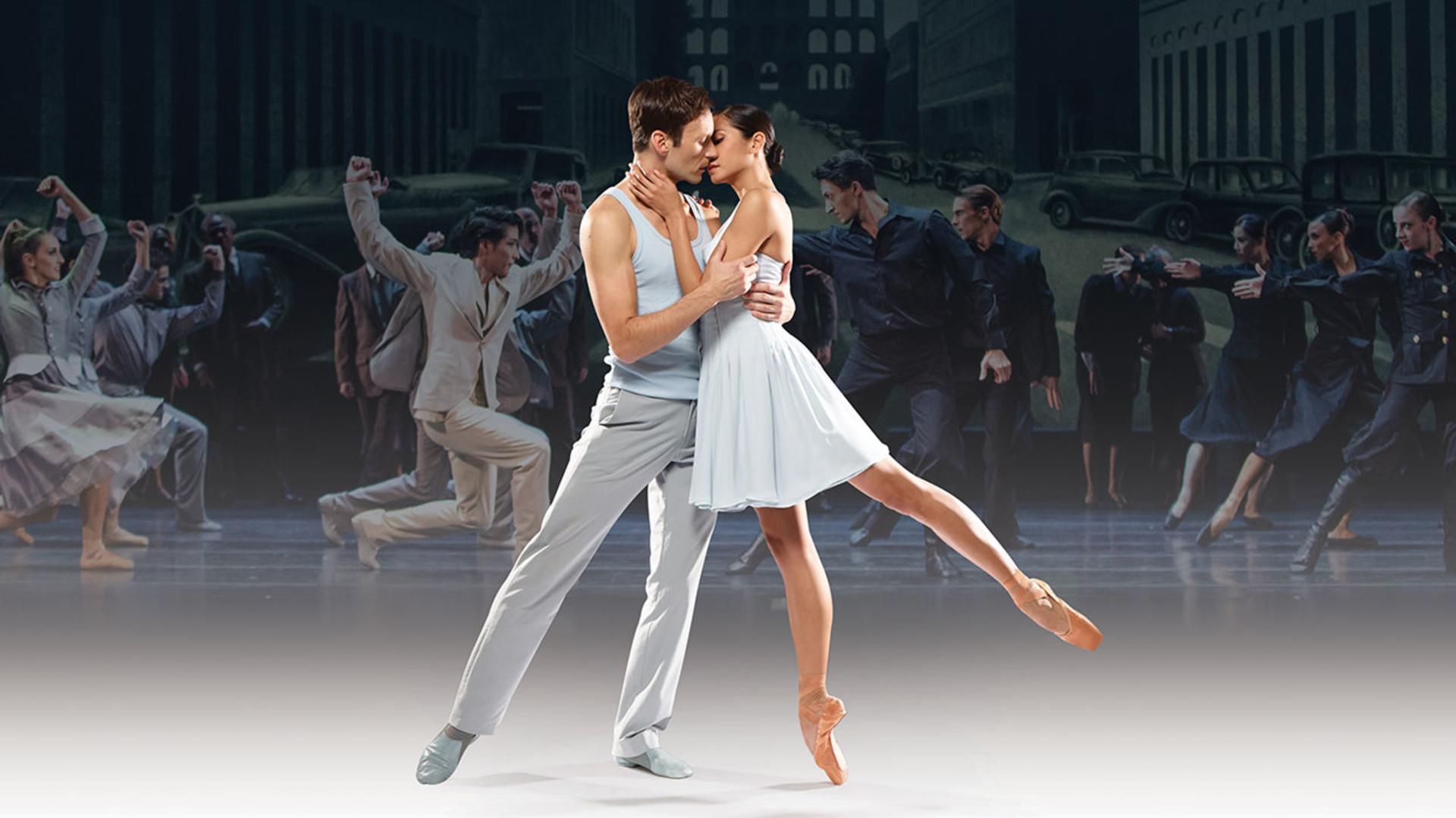 The Joffrey Ballet: Romeo & Juliet