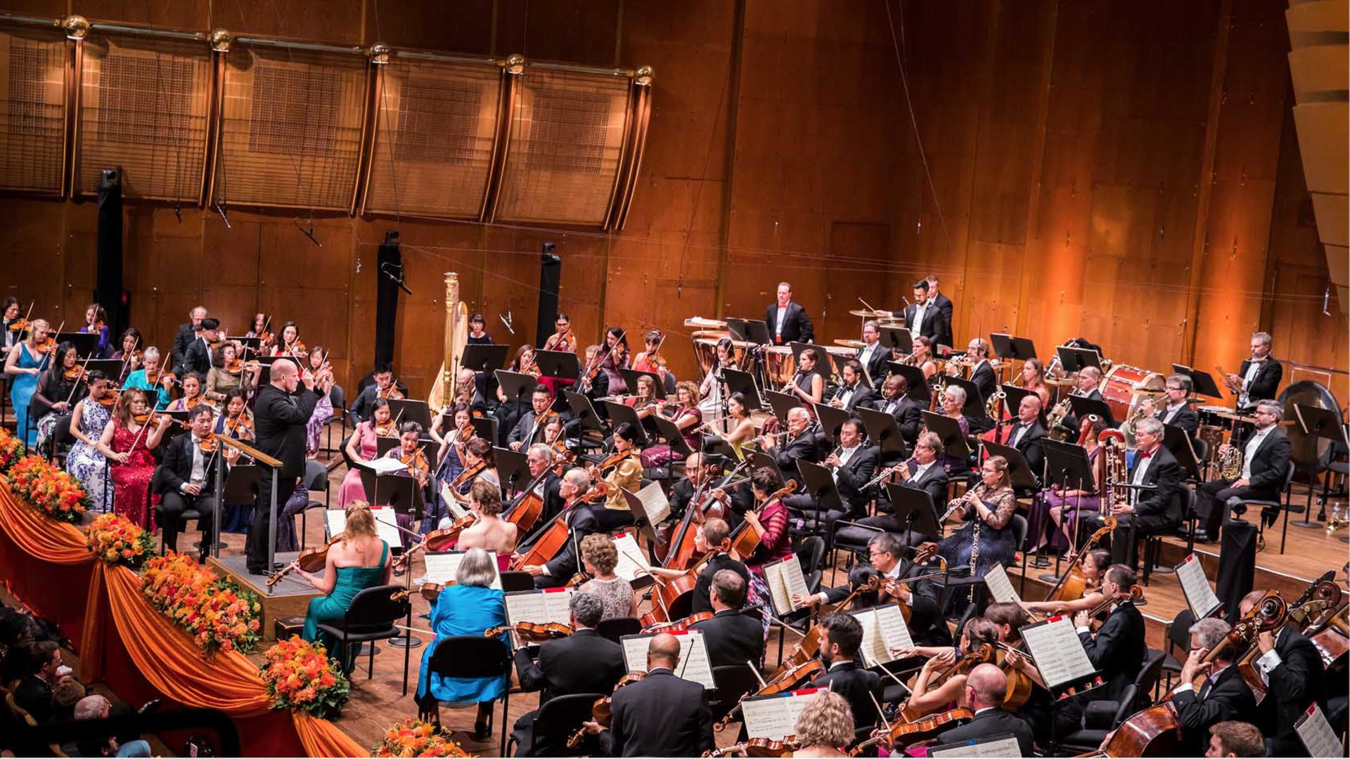 IMPORT Opening Night Gala: New York, Meet Jaap, at David Geffen Hall at Lincoln Center