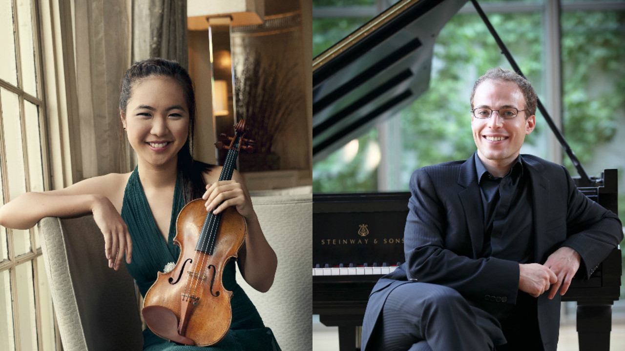 The Art of the Recital: Danbi Um & Orion Weiss
