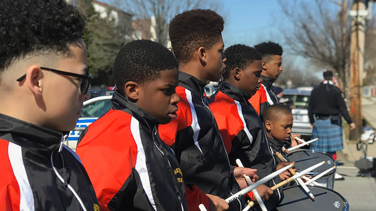Marching Cobras