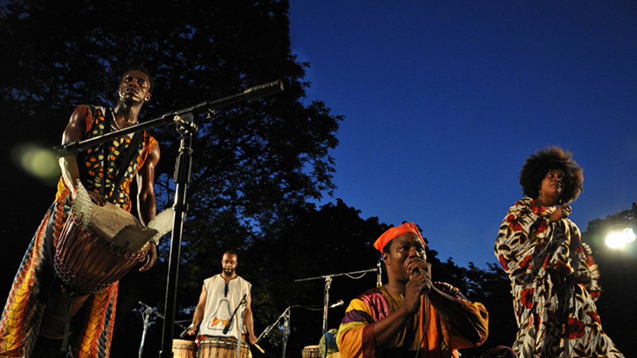 Made in NYC: Celebrating the 50th Anniversary of the Center for Traditional Music and Dance