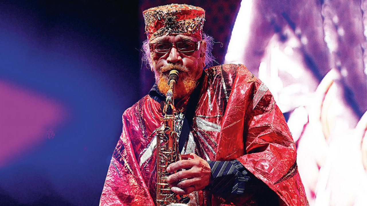 Sun Ra Arkestra live score to Space Is the Place Lean On Me José James Celebrates Bill Withers Samora Pinderhughes The Transformations Suite