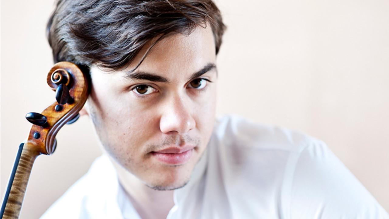 Benjamin Beilman, violin Orion Weiss, piano