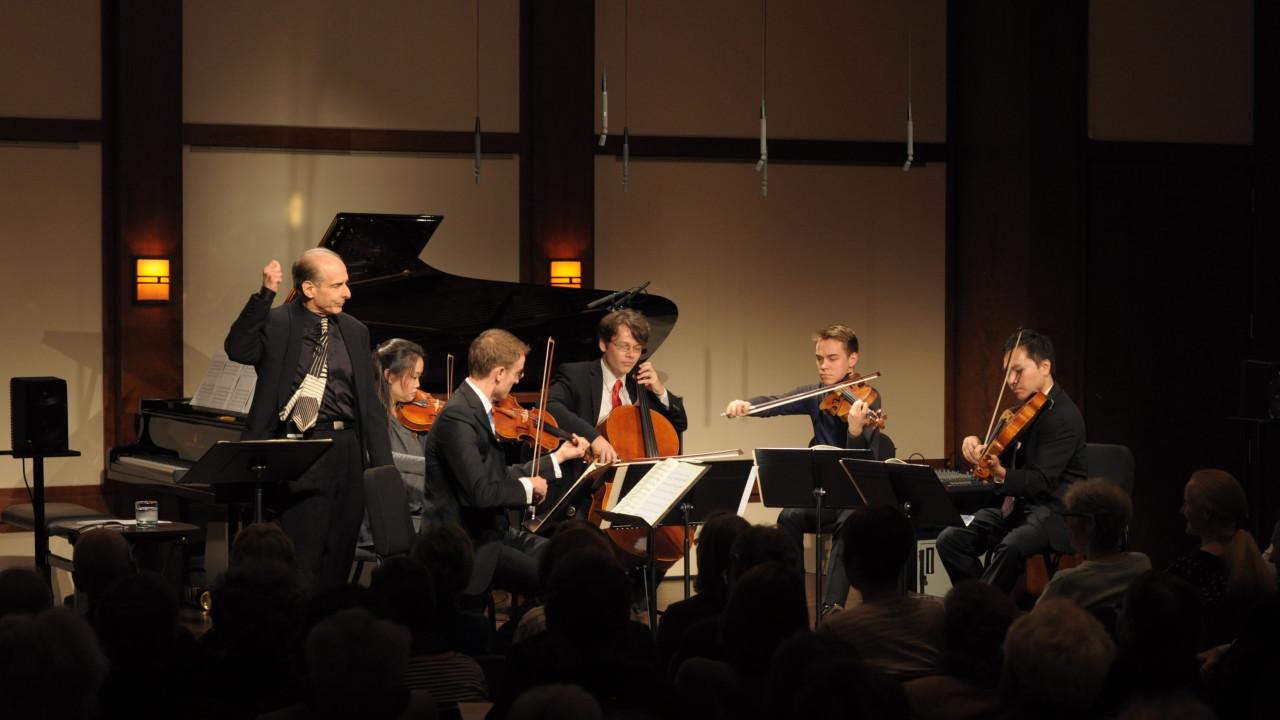 Inside Chamber Music: Brahms' String Quartet in B-flat major, Op, 67