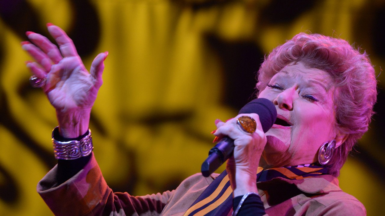 Marilyn Maye at Coca-Cola Generations in Jazz Festival