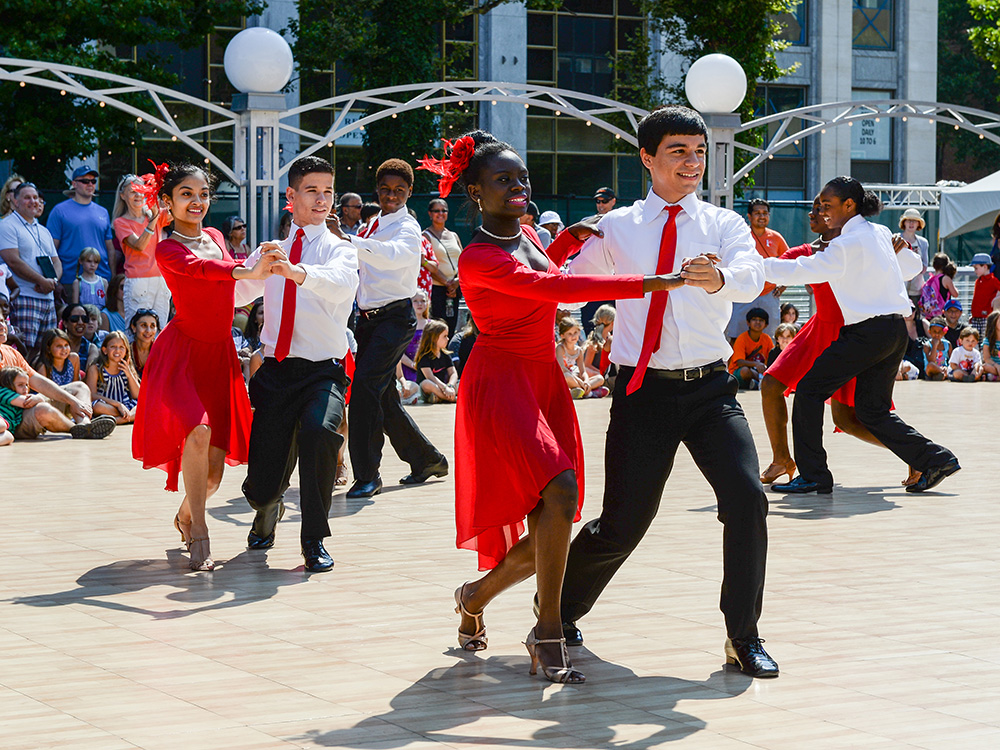 Dance the Night Away at Lincoln Center