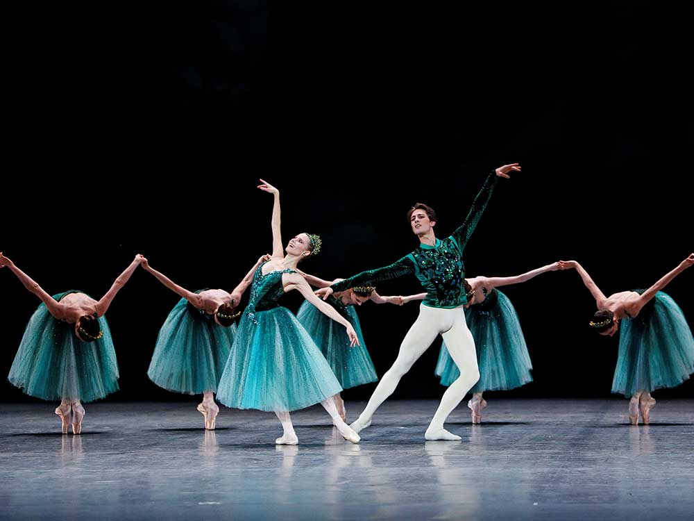 Paris Opera Ballet Emeralds