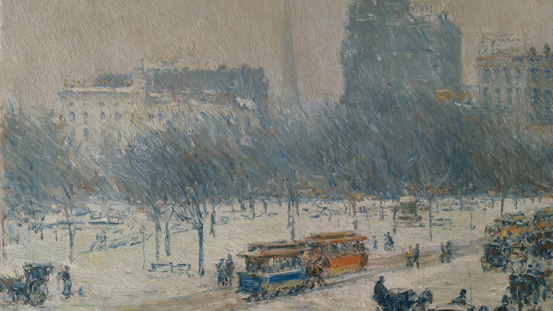 Playlist: Classical Winter