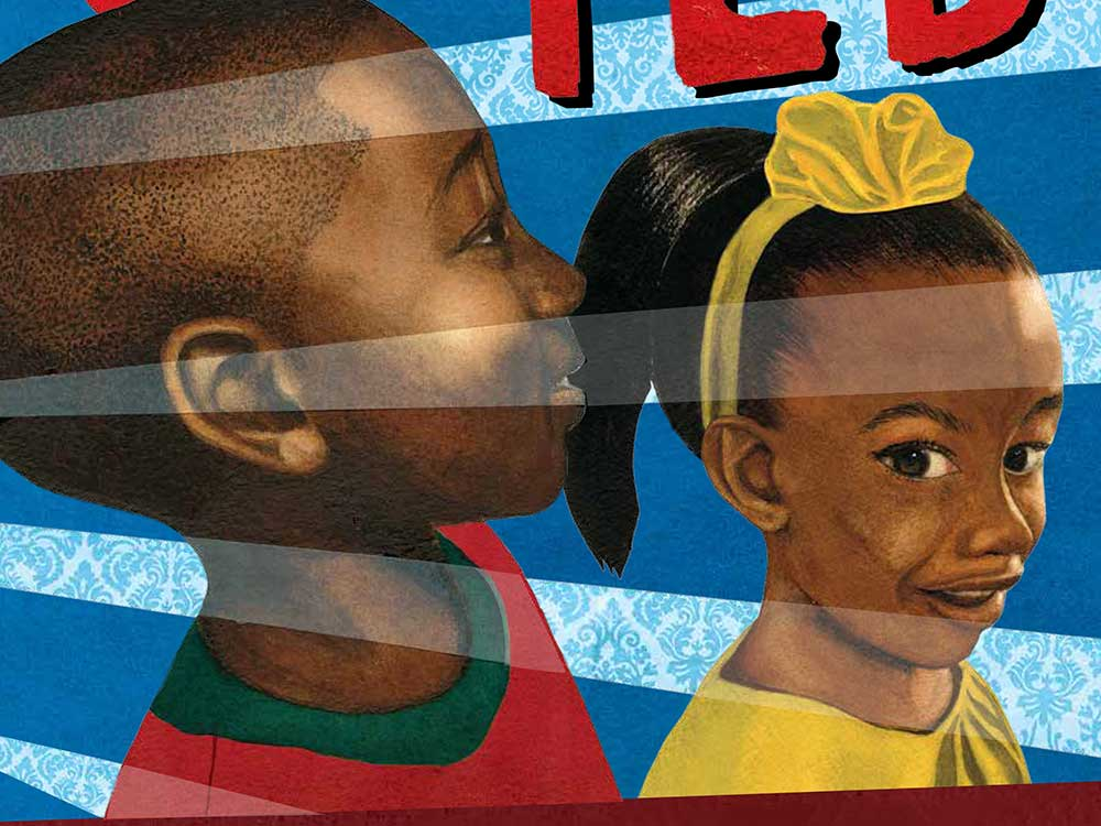 """Bryan Collier brings """"Hey Black Child"""" to Storytime at the Atrium on February 17."""