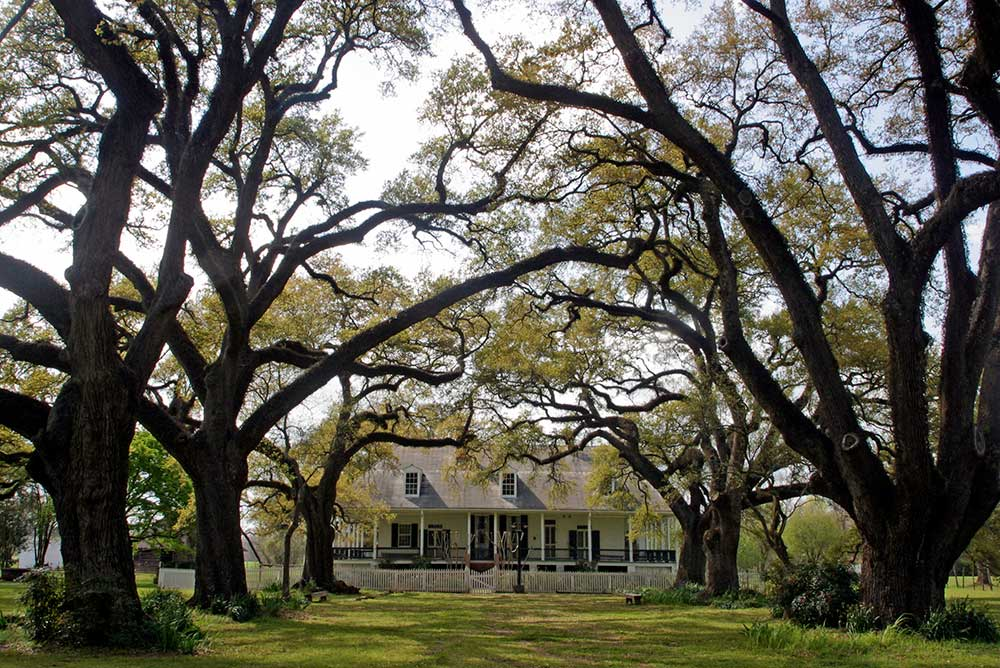 Louisiana's Cane River Creole National Historic Park, 2008.