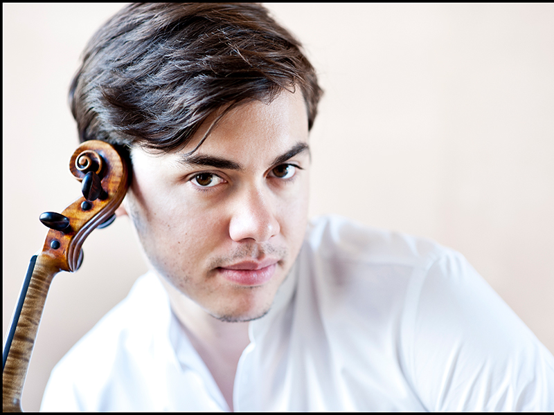 Benjamin Beilman, violin Orion Weiss, piano